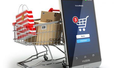 Ahorrar comprando online desde el móvil es posible