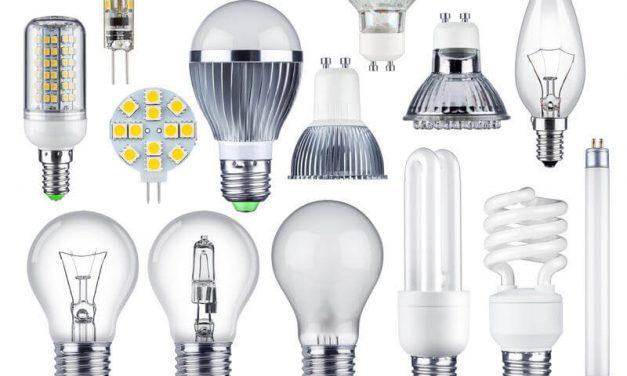 Nuevo método de ahorro de energía: las bombillas