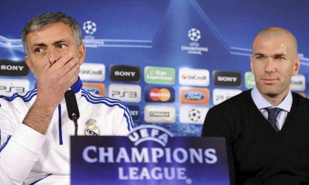 ¡Zidane consigue en un año lo que Mourinho en 3!