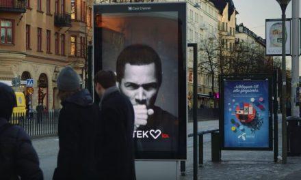 Una publicidad que tose si alguien está fumando cerca