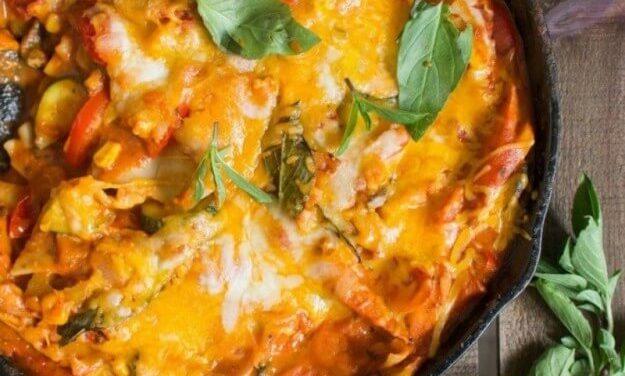 12 riquísimas Lasagnas que te harán la boca agua