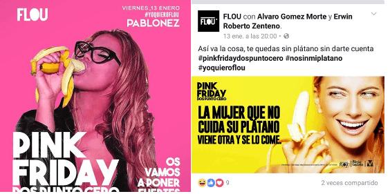 Polémica por un anuncio machista en Murcia