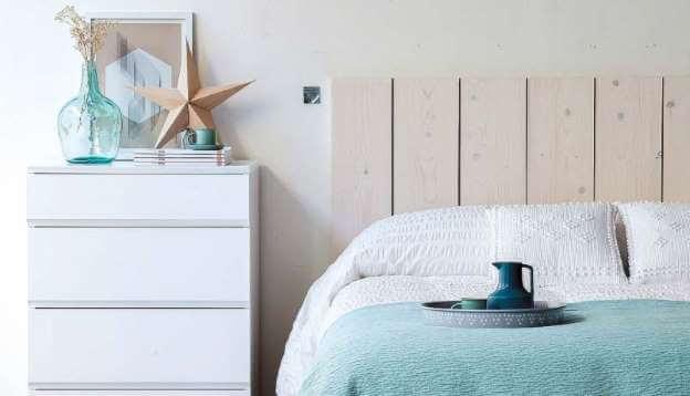 Ideas bonitas para decorar los cabeceros de la cama