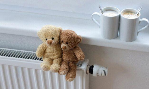 Trucos para calentar la casa sin calefacción