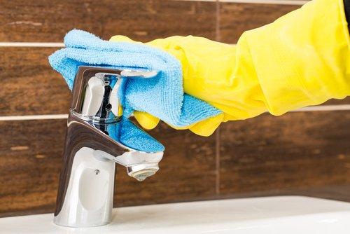 Tips para limpiar los grifos del hogar