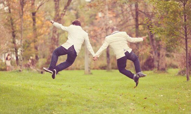 Hermosas fotografías de matrimonios homosexuales