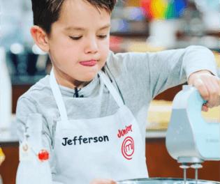 Jefferson el niño adorable de Masterchef es viral