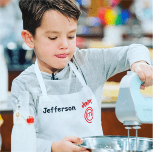 Jefferson el niño adorable de Masterchef es viral