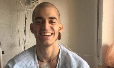 Pablo Ráez sufre rechazo de médula tras el transplante