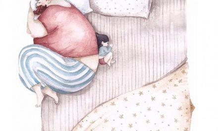 9 imágenes que demuestran lo que es ser padre
