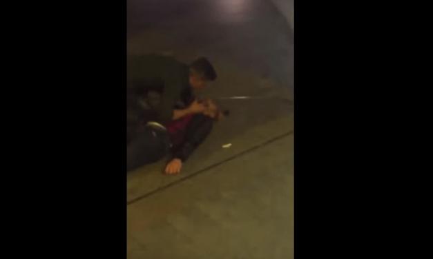 Sale del coma tras el brutal puñetazo de un portero