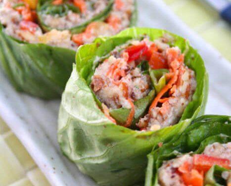 Tips de recetas vegetales para una dieta sana