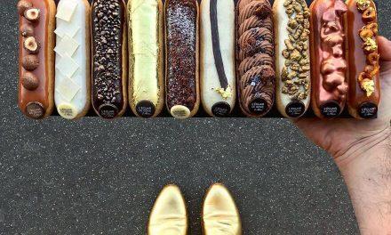 Postres que combinan con tus zapatos