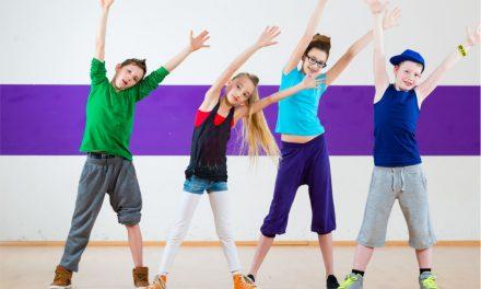 Desarrolla la imaginación de tus hijos con el baile