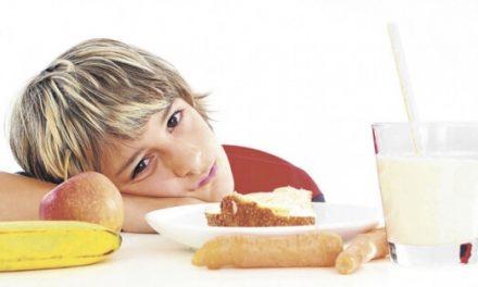Síntomas de la celiaquía según la edad