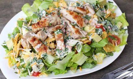 Recetas para hacer ensaladas fáciles, originales y muy sabrosas