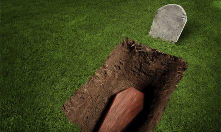 Esquelas en las que el humor fúnebre prima más que la tristeza