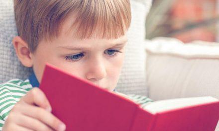 Secretos para que los niños leas 40 libros al año