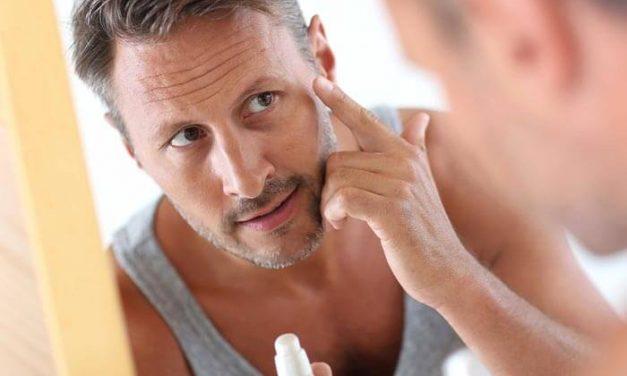 Tips para eliminar las ojeras masculinas