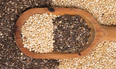 Dos semillas ideales para la alimentación. Quinoa y chía
