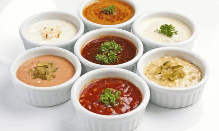 Salsas veganas y aderezos para ensaladas