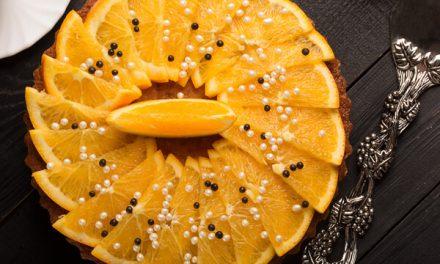 Receta de bizcocho con naranja