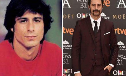 El cambio radical de actores españoles