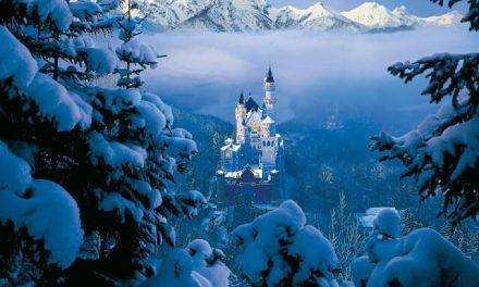 Los lugares de Disney son de verdad