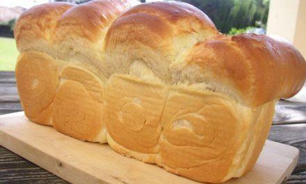 La mejor receta de pan de leche