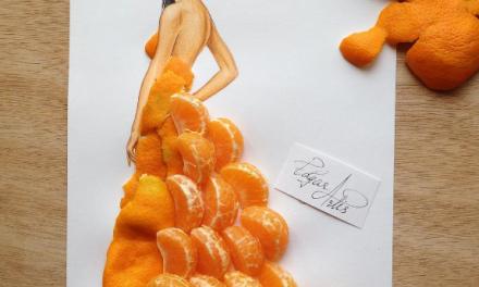 Edgar Artis crea diseños con objetos cotidianos