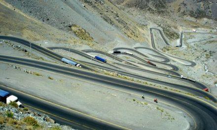 ¿Te atreverías a conducir por estas carreteras?