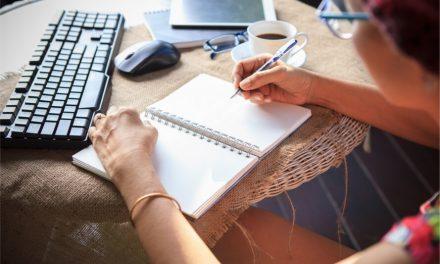 Nunca se debería perder la costumbre de escribir a mano