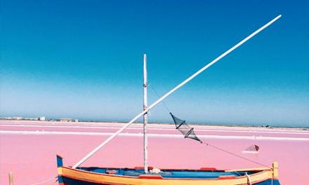 Descubre los lagos rosas más espectaculares del mundo