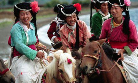 Una remoto pueblo que conserva aspectos de una sociedad matriarcal