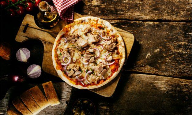 Cosas que no sabías de las pizzas