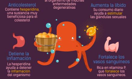 LOS BENEFICIOS SECRETOS DE LA NARANJA