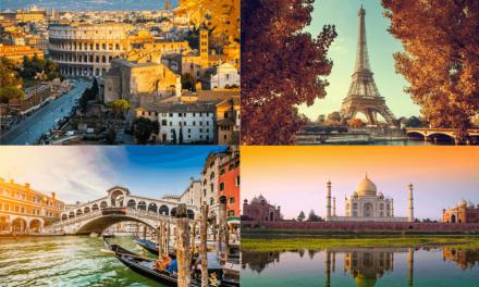 ¿Cuál es para ti la ciudad más romántica ?