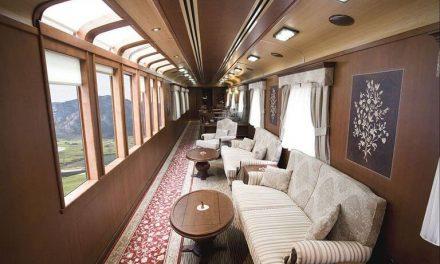 Visita España en trenes de lujo