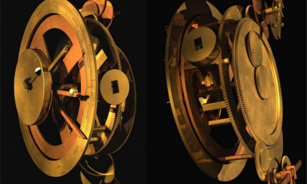 El misterioso mecanismo de Antikythera