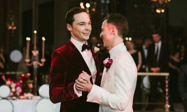 Sheldon Cooper, el actor contrae matrimonio con su novio de toda una vida