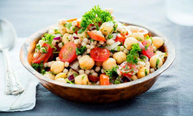 Comidas sanas que se preparan en 15 minutos
