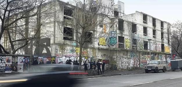 Wie ein Berliner Grundstück als Geldanlage dahinrottet