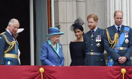 Harry and Meghan: Royals gather for talks over Sussexes' future