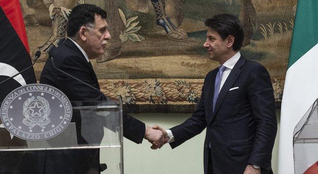Libia, l'Italia invia più militari