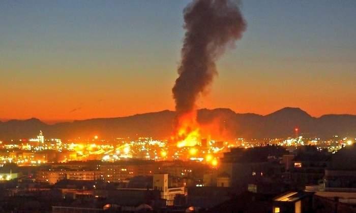 Explosión en una planta petroquímica de Tarragona: un muerto y ocho heridos