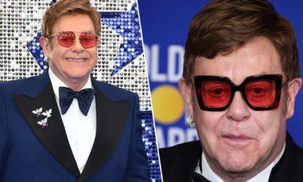 Elton John Pledges $1 Million To Australian Bushfire Victims